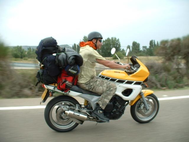 on way to faro